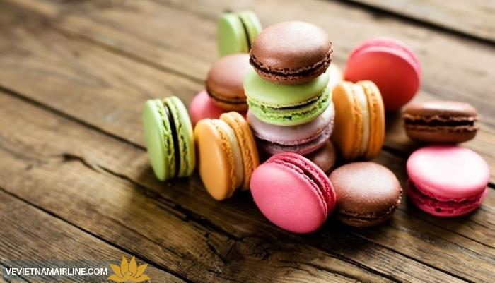 Hấp dẫn với 6 loại bánh ngọt huyền thoại của châu Âu