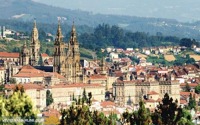 Mê mẩn 6 thành phố xinh đẹp nhất miền Bắc Tây Ban Nha