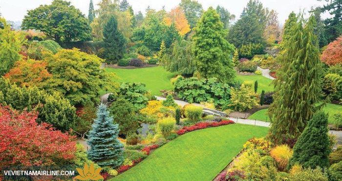 Ghé thăm các điểm đến cực kỳ nổi tiếng tại Vancouver