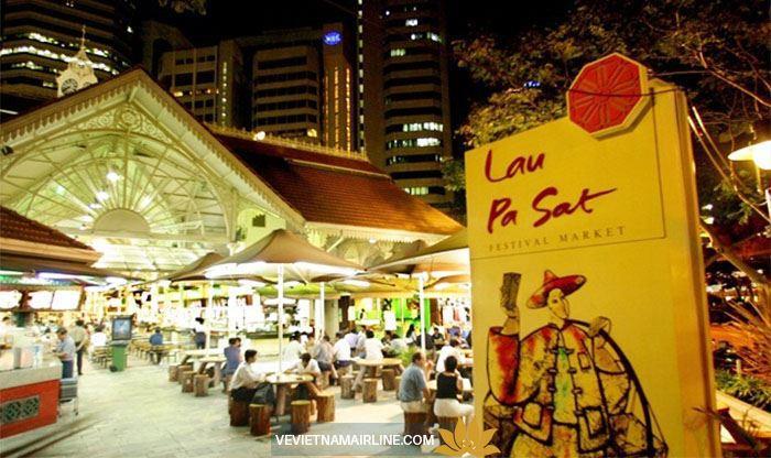 Những quán ăn đường phố nổi tiếng giá rẻ khi du lịch Singapore bạn cần biết