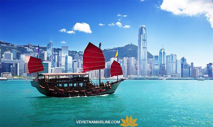 5 điểm đến tại Hong-Kong