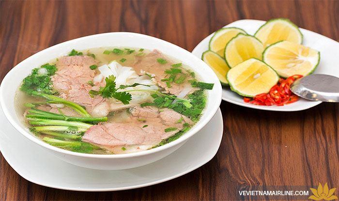 Những món ăn ngon đặc sản chỉ có ở Hà Nội