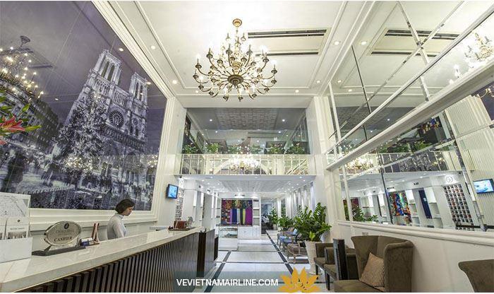 Những khách sạn giá rẻ cho chuyến khám phá thủ đô Hà Nội
