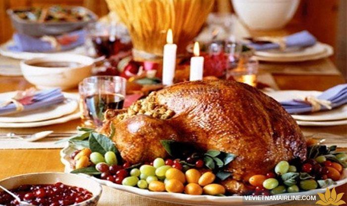 Top 5  món ăn truyền thống trong ngày lễ giáng sinh của 1 số nước trên Thế Giới