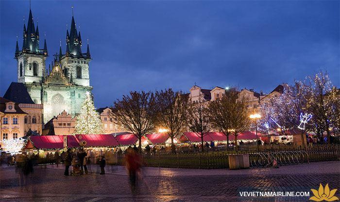 Du lịch mùa đông với 6 thành phố xinh đẹp giá rẻ tại Châu Âu