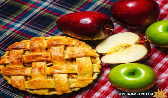 Những món ăn sáng truyền thống của nước Mỹ