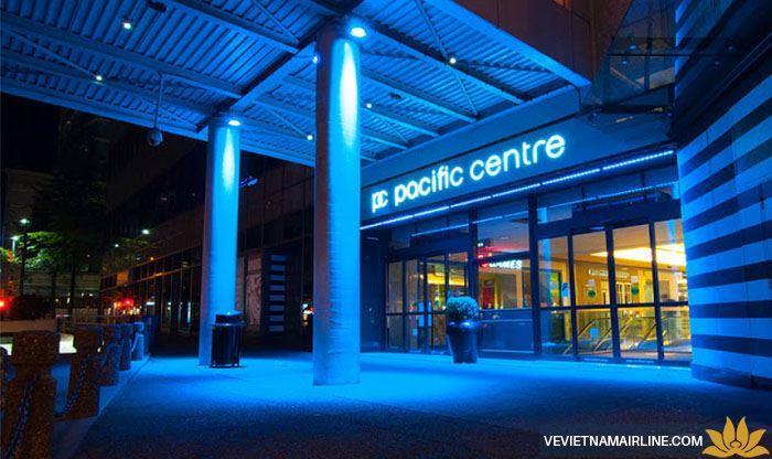 Những trung tâm thương mại đáng đến nhất tại Canada phần 1