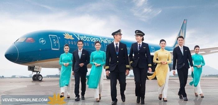 Điều kiện giá từ Việt Nam đi châu Âu/Úc của Vietnam Airlines
