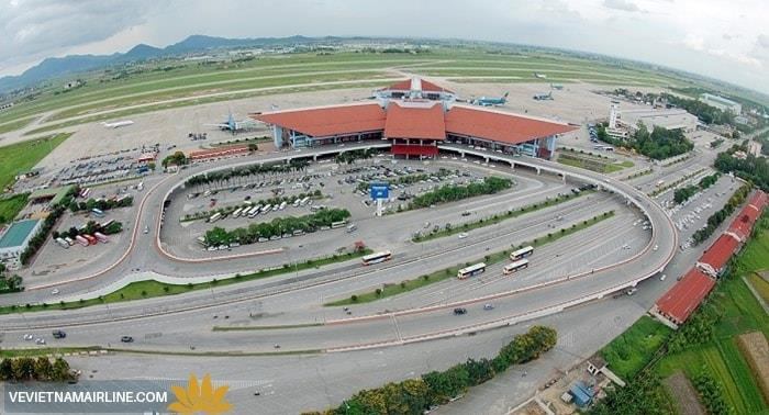 Sân bay quốc tế Nội Bài Vietnam Airlines