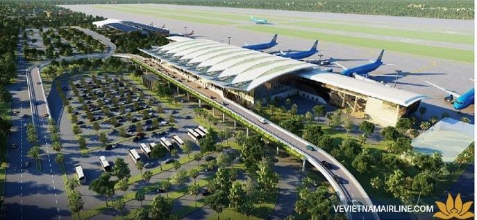 Sân bay quốc tế Đà Nẵng Vietnam Airlines