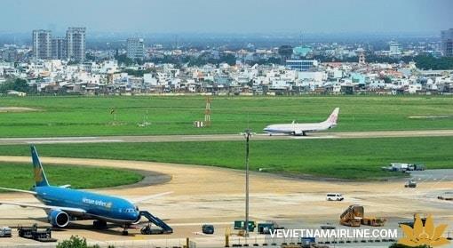 Sân bay quốc tế Tân Sơn Nhất Vietnam Airlines