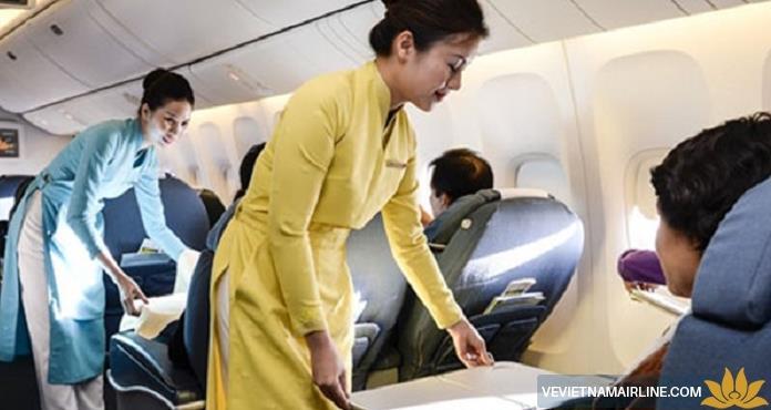 Những quy định dành người hạn chế khả năng di chuyển Vietnam Airlines