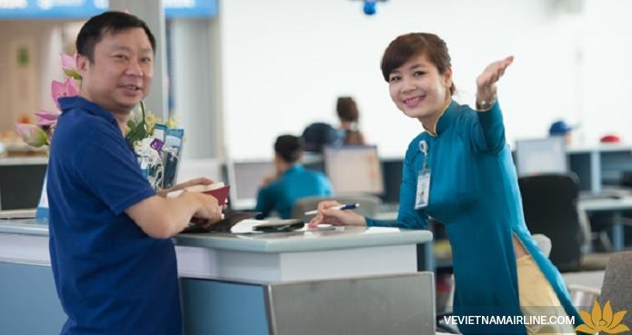 Kinh nghiệm đi máy bay Vietnam Airlines vào dịp Tết