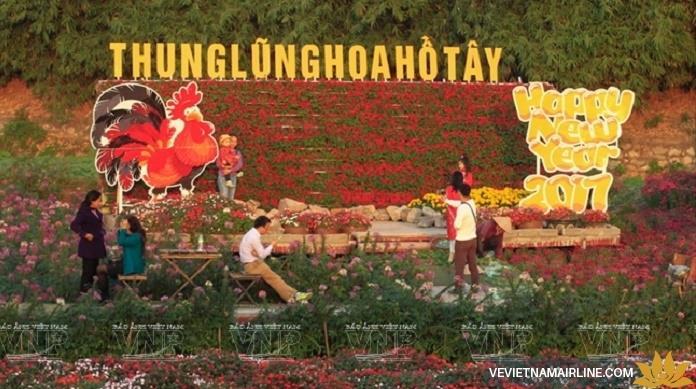 Những điểm chụp ảnh Tết đẹp lung linh ở Hà Nội bạn nên biết