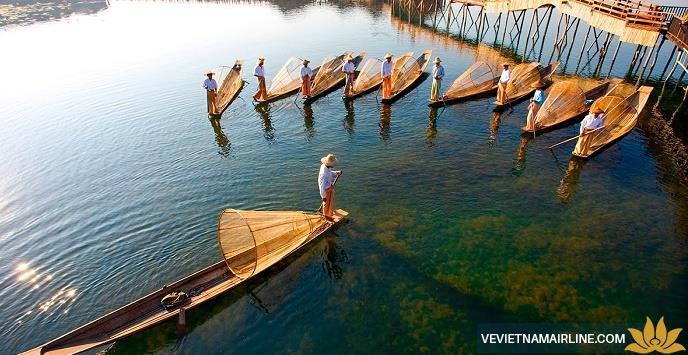 Du lịch Myanmar nên ghé thăm những địa điểm nào?