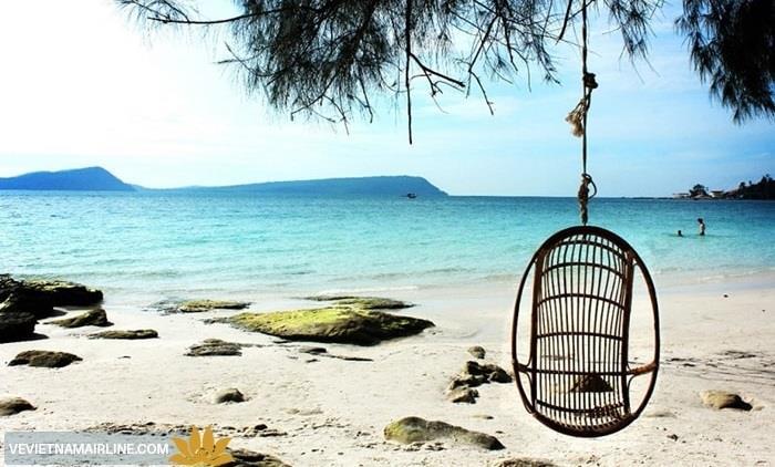 7 bãi biển xứng danh đẹp nhất châu Á