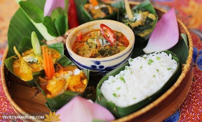 7 món ngon nổi bật trên đường phố Campuchia