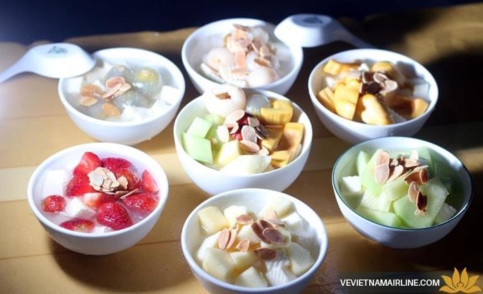 7 món ngon nức tiếng trên đường phố Sài Gòn