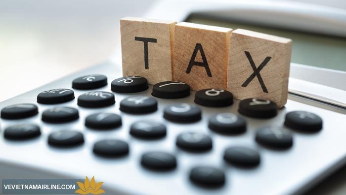 Các loại thuế, phí cần biết khi mua vé Vietnam Airlines