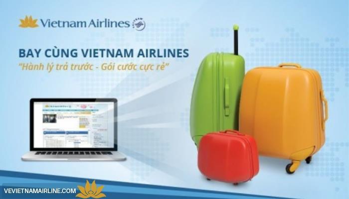 Cách mua hành lý ký gửi của Vietnam Airlines dễ nhất