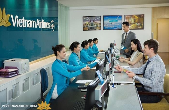 Quy định hành lý trả trước Vietnam Airlines