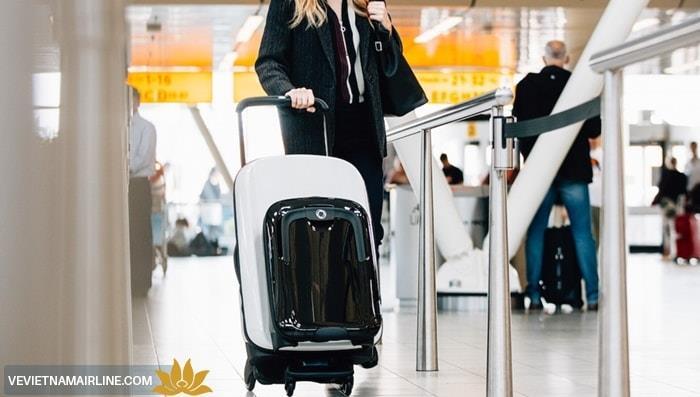 Hành lý miễn cước, tính cước trên chuyến bay Vietnam Airlines