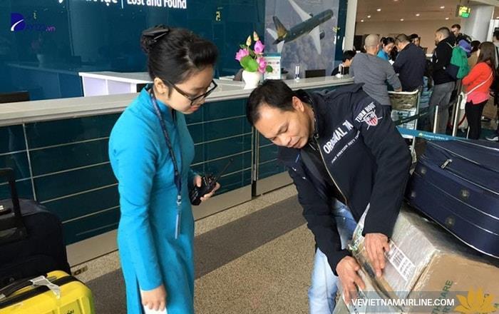 Quy định giải quyết hành lý chậm trễ, hư hỏng, thất lạc của Vietnam Airlines