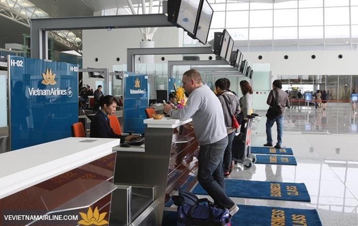 Dịch vụ quá cảnh Vietnam Airlines