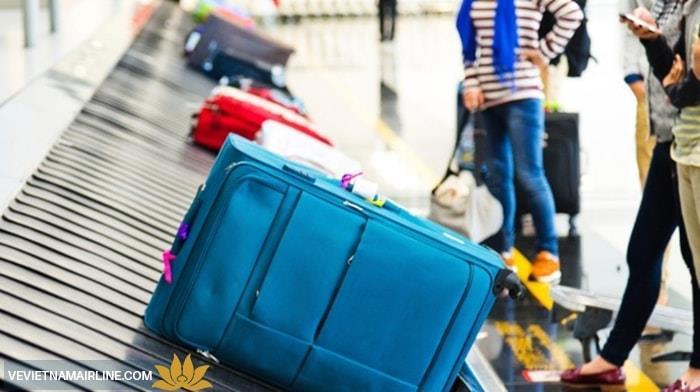 Vietnam Airlines hỗ trợ hành lý đến chậm, hư hỏng, thất lạc trên chuyến bay