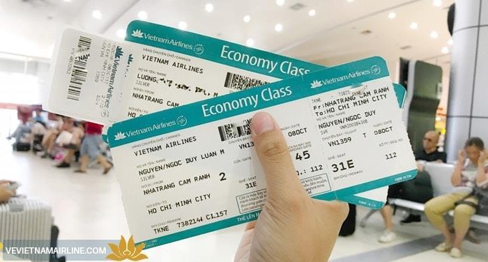 Đổi tên trên vé đã mua của Vietnam Airlines được không ?