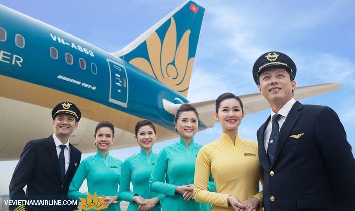 Vietnam Airlines giảm giá vé máy bay trong 5 ngày vàng