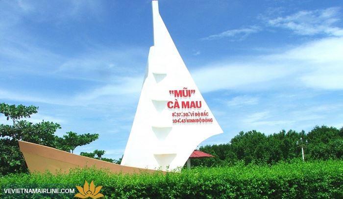 Khai phá những địa điểm thú vị mới tại Cà Mau