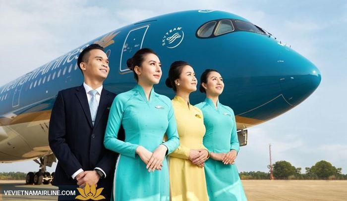 Những điểm cần lưu ý khi bay cùng Vietnam Airlines