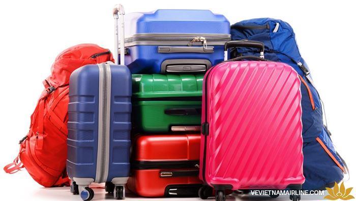 Chi tiết mức phí hành lý quá cước của Vietnam Airlines