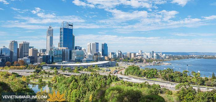 Đến Úc trải nghiệm thiên đường du lịch tại Perth