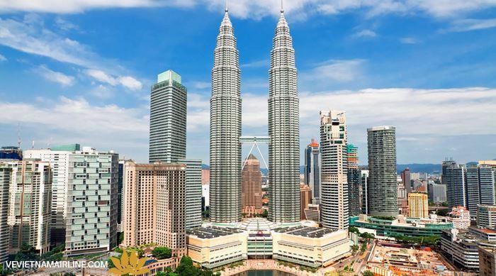 Săn vé máy bay đến Malaysia trải nghiệm những điều thú vị