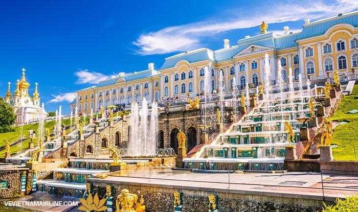 Tổng hợp kinh nghiệm du lịch Nga 2018 tự túc