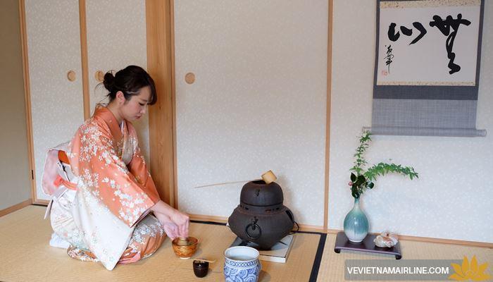 Cảm nhận sự tinh tế của người Nhật Bản qua nghệ thuật truyền thống