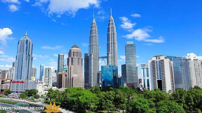 Kuala Lumpur điểm đến hấp dẫn nhất Malaysia