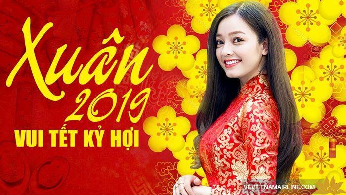 Cập nhật giá vé tết 2019 của Vietnam Airlines đường bay quốc tế và nội địa