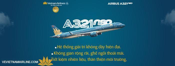 Vietnam Airlines cung ứng dịch vụ giải trí không dây trên tàu bay A321 Neo