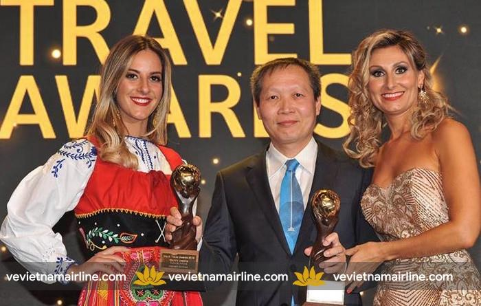 giải thưởng World Travel Awards