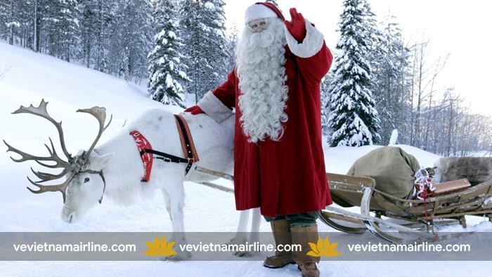 Gợi ý những điểm đến thú vị cho dịp Giáng Sinh sắp tới
