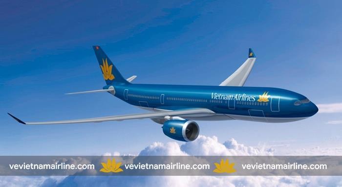 Vietnam Airlines hãng hàng không đúng giờ nhất 2018