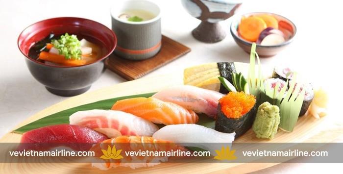Những thực phẩm giúp người Nhật Bản sống lâu và khỏe mạnh