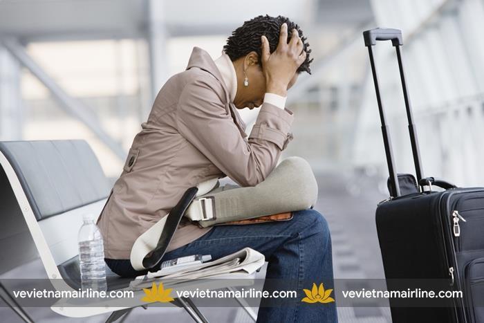 Nếu làm mất vé máy bay cần xử lý tình huống như thế nào?