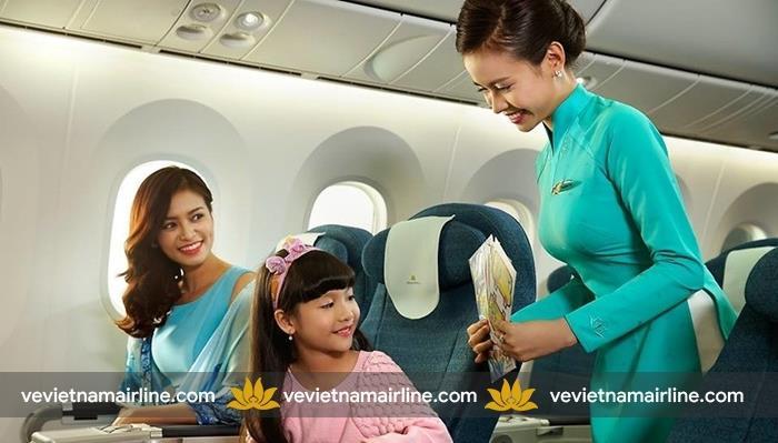 Kinh nghiệm giúp bạn có chuyến bay cùng trẻ thuận lợi dịp Tết 2019