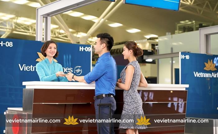 Thông tin về giá cước, thuế, phí trên các chuyến bay Vietnam Airlines