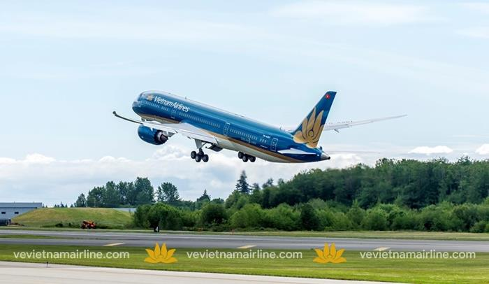 Vietnam Airlines dự kiến khai thác thêm đường bay đến Campuchia