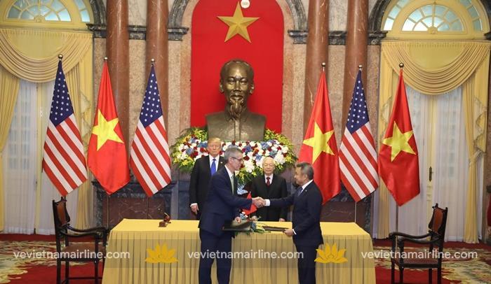 Vietnam Airlines ký hợp đồng hợp tác trong lĩnh vực công nghệ với Sabre
